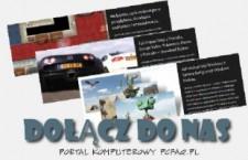 Twórz z nami portal komputerowy PCFAQ ! Publikuj własne artykuły !