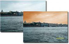 Jak zmienić kolor nieba w GIMP. Zmiana koloru nieba na zdjęciu.