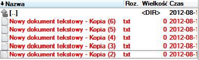 zmiana nazw pliku total commander Jak zmienić nazwe wielu plików jednocześnie. Zmiana nazwy kilku plików na raz.