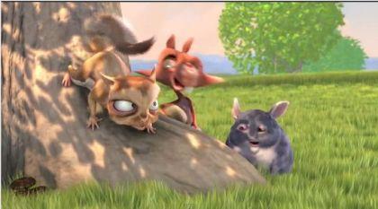 Blenders Big Buck Bunny YouTube 420x233 Darmowe programy do tworzenia animacji 3D. Jak stworzyć animowany film za darmo: povray, blender, daz studio, bryce, hexagon !!