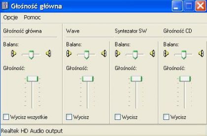 glosnosc glowna 420x276 Nie słychać nic przez głośniki lub słuchawki   naprawiamy problem z brakiem głosu w głośnikach.