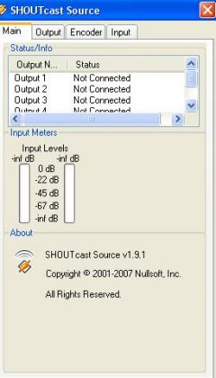 shoutcast radio internetowe 240x420 Jak założyć darmowe radio internetowe ? Jak stworzyć własne radio online w internecie ?