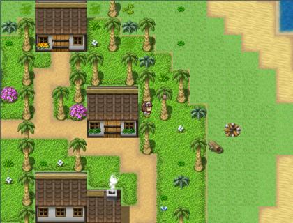 Island Screen 420x320 Jak zrobić własną grę bez programowania ? Jak zrobić prostą grę online ? Programy do tworzenia gier.