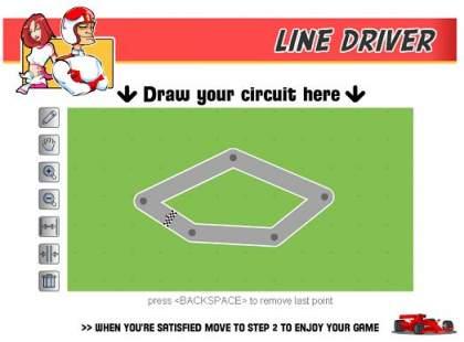 Pictogame Make a game Line Driver 420x310 Jak zrobić własną grę bez programowania ? Jak zrobić prostą grę online ? Programy do tworzenia gier.