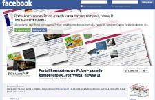 Portal o tematyce komputerowej również na Facebooku !