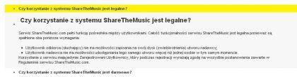 Darmowa i legalna muzyka z internetu. Gdzie pobrać legalne pliki muzyczne mp3 i słuchać muzyki online ?