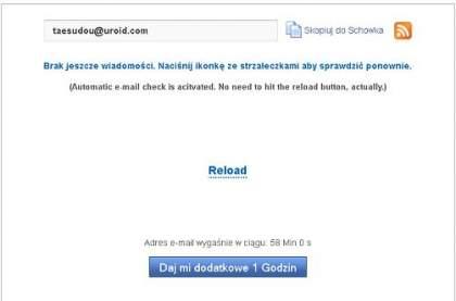 Tymczasowy E mail 420x277 Tymczasowy adres email   email do spamu. Chwilowa poczta email   gdzie założyć tymczasowy adres email ?