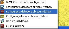 konfiguracja fddshow Jak włączyć napisy w Windows Media Player ? Dodawanie brakujących napisów w Windows Media Player.