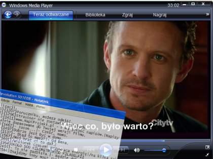 napisy 420x314 Jak włączyć napisy w Windows Media Player ? Dodawanie brakujących napisów w Windows Media Player.