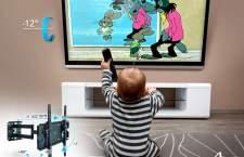 Sześć rzeczy, o których należy pamiętać montując telewizor na ścianie