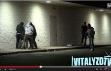Napad na bankomat – robbery prank ! Najbardziej ryzykowny i śmieszny filmik wideo.
