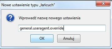 user agent firefox