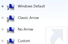 Usuwanie strzałek ze skrótów w Windows. Jak pozbyć się strzałki z ikon skrótów?