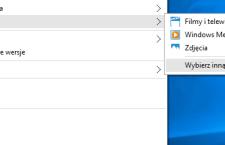 """Zmniejszenie ilości aplikacji w menu """"Otwórz za pomocą"""""""