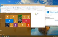 Zmiana koloru obramowań okien w Windows 10